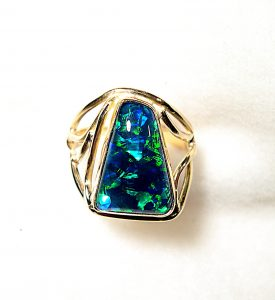 Opal Smith Creation Rings