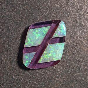 Crystal Opal Intarsia OS_001A