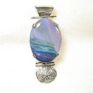Australian Opal Pendants